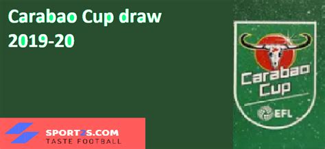Efl Cup Draw Dates - Carabao Cup Draw To Take Place ...