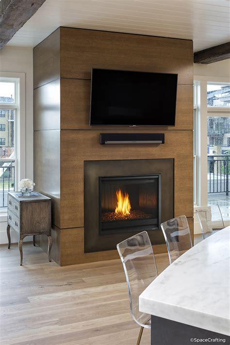 heat glo  modern gas fireplace hoasis