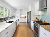 galley kitchen designs 12 Amazing Galley Kitchen Design Ideas and Layouts