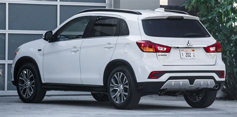 Mitsubishi In Usa by 2018 Mitsubishi Asx Update Revealed In The Usa Photos 1