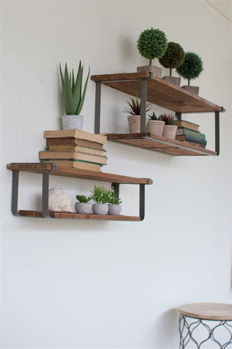 and the shelf decorative metal wall shelves