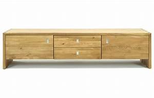 Tv Möbel Lowboard : massivholz tv lowboard tv m bel kommode kernbuche wildeiche massiv holz ~ Markanthonyermac.com Haus und Dekorationen