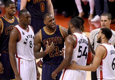 NBA Playoffs: Raptors vs. Cavaliers Game 5 LIVE SCORE ...