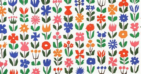 Alexander Girard, April #1009 Drapery Fabric, 1960 · SFMOMA
