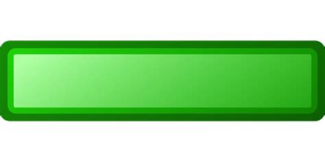 Free Vector Graphic Bar, Green, Horizontal, Rectangle
