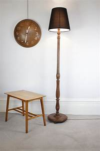 antiques atlas 193039s limed oak standard floor lamp With limed wood floor lamp