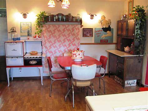 greg  tammys red farm kitchen remodel full  retro charm retro renovation