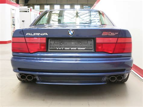 Rare 1994 Alpina B12 5.7 Coupe Is Up For Sale