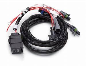 Edelbrock Efi Supplemental Wiring Harnesses 36054