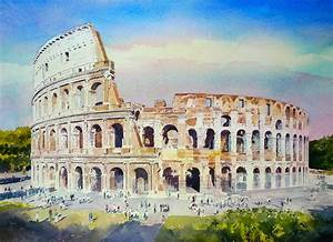 Italy Prints and Originals Archives - Alan Reed's Painting ...