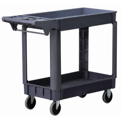 Industrial Polypropylene Service Cart 30 X 16 Inch  Astro