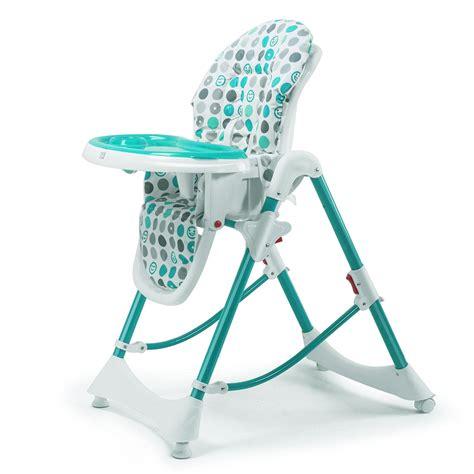 chaise haute de b 233 b 233 pour enfants r 233 glable tablette si 232 ge pliable turquoise ebay