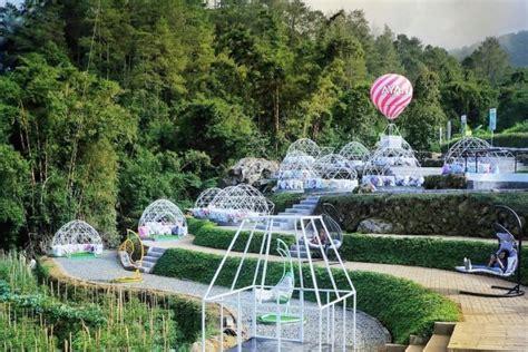 ayana gedong songo tempat wisata kekinian  semarang
