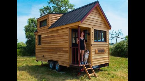 Small Homes : La Tiny House Baluchon-présentation-youtube