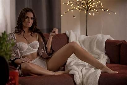 Lingerie Brunette Playboy Plus Cosmo Bra Juliette