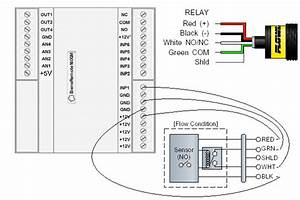 bieneremote applications With no nc relay switch