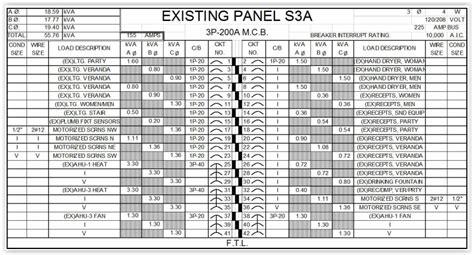 Electrical Circuit Diagram Sample