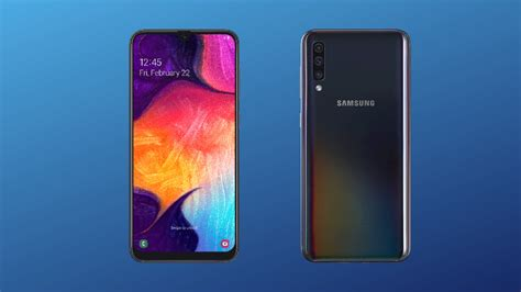 samsung s galaxy a50 will start shipping in lithuania from
