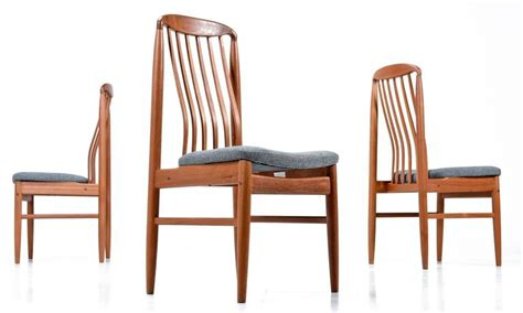 benny linden bl10 dining chairs at 1stdibs