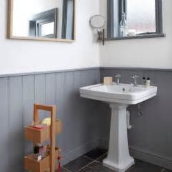 white and grey bathroom ideas grey and white panelled bathroom bathroom decorating