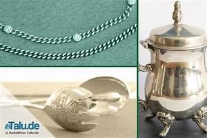 Silber Reinigen Hausmittel : angelaufenes silber reinigen wirkungsvolle hausmittel ~ Markanthonyermac.com Haus und Dekorationen