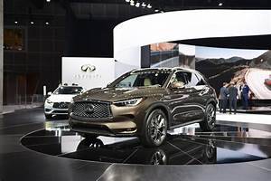 Something in the air: 2019 Infiniti QX50 crossover SUV