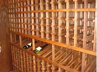 building a wine rack Building wine racks for cellar - interior4you