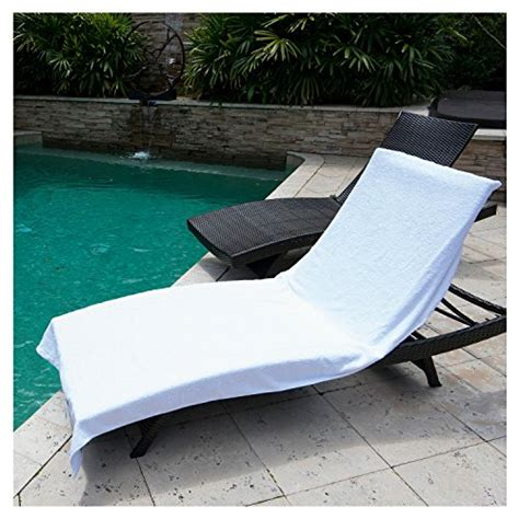 8 winter park towel co chaise lounge chair cover