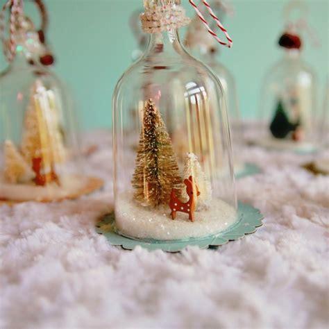 diy vintage christmas diy vintage inspired bell jar ornaments my so called crafty life