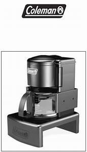 Coleman Coffeemaker Model 5008