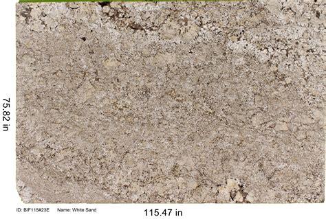 white sand granite countertop color c d granite