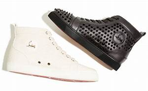How To Spot Real Menu0026#39;s Louboutin Sneakers