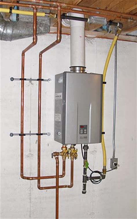 How To Install A Tankless Water Heater  In My Kitchen