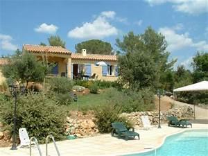 Villa piscine privee au coeur de la provence verte a for Location vacances herault avec piscine 5 villa piscine privee au coeur de la provence verte 224