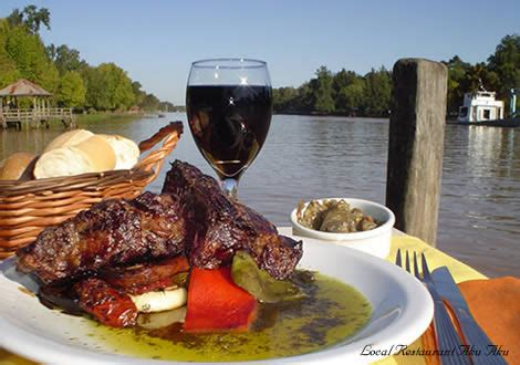 cuisine argentine advertiser s message local travel agency launches custom