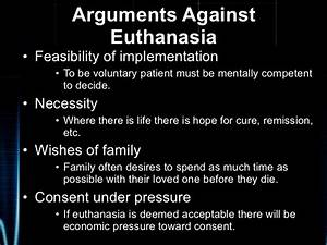 Essays On Importance Of English Arguments On Euthanasia Essay High School Essay Writing also Samples Of Persuasive Essays For High School Students Against Euthanasia Essay Essay On Great Depression Arguments For  Compare And Contrast Essay Examples For High School