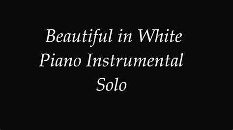 Shane Filan Beautiful In White