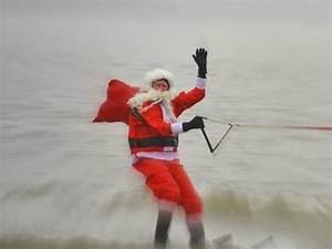 UPDATE: Water-Skiing Santa to Surf the Potomac Christmas ...