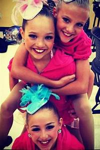 dance moms Maddie Chloe and Paige...the original trio | I