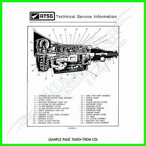 Technical Book Manual  700r4 Transmission 1982