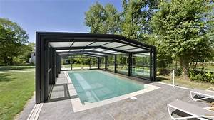 Fabriquer Un Abri De Piscine : r noval abri piscine fabricant d 39 abris de piscine ~ Zukunftsfamilie.com Idées de Décoration
