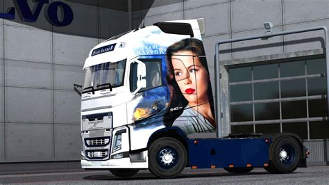 skin pearl harbor  volvo fh fh  reworked
