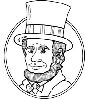 abraham lincoln with hat drawing free abraham lincoln cliparts free clip