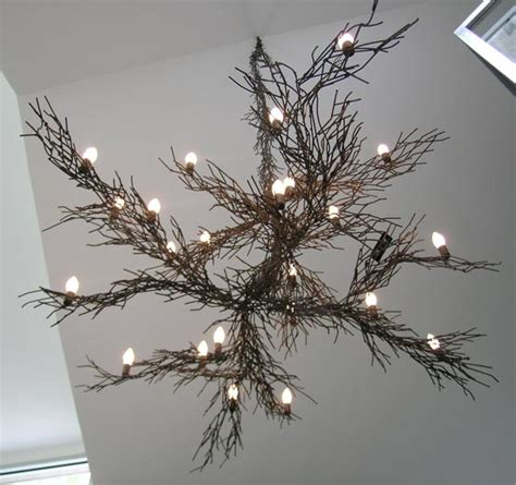monumental twig chandelier for sale at 1stdibs