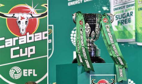 Arsenal Carabao Cup Fixtures
