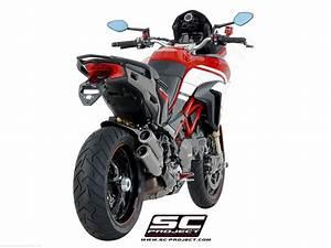Ducati 1200 Multistrada : cr t exhaust by sc project ducati multistrada 1200 s 2017 d19 dt36t ~ Medecine-chirurgie-esthetiques.com Avis de Voitures