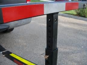 tms t ns hitch bed extender heavy duty pickup truck bed