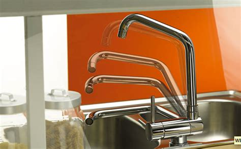 mitigeur escamotable cuisine evier et robinet du nouveau dans la cuisine