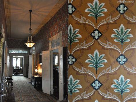 ornamentalist modern wallpaper    century
