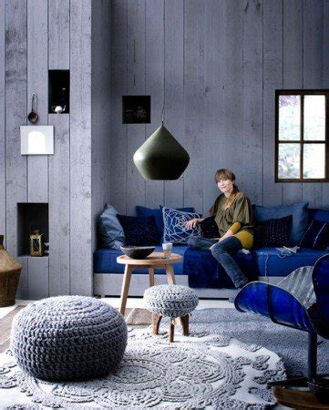 indigo blue  denim   home